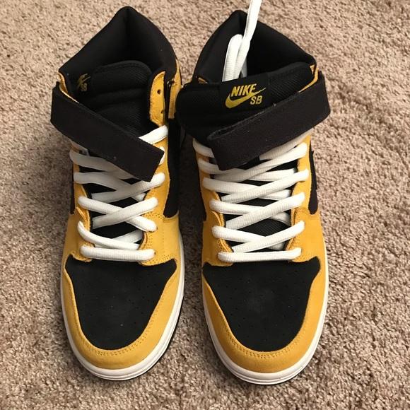 online retailer 30311 5492d Nike Dunk Mid Pro SB Wu Tang Clan